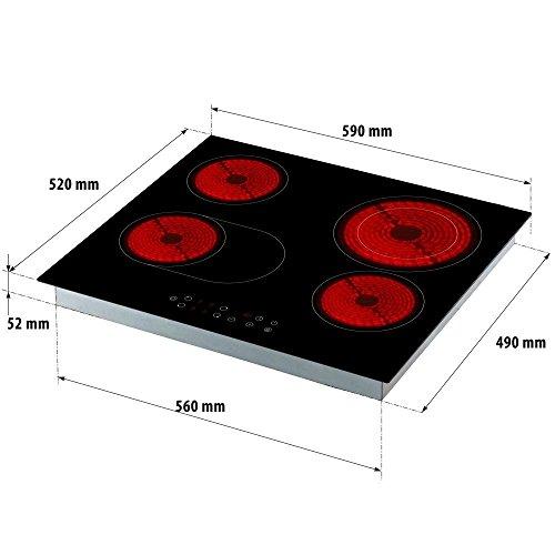 cerankochfeld herd kaufen. Black Bedroom Furniture Sets. Home Design Ideas