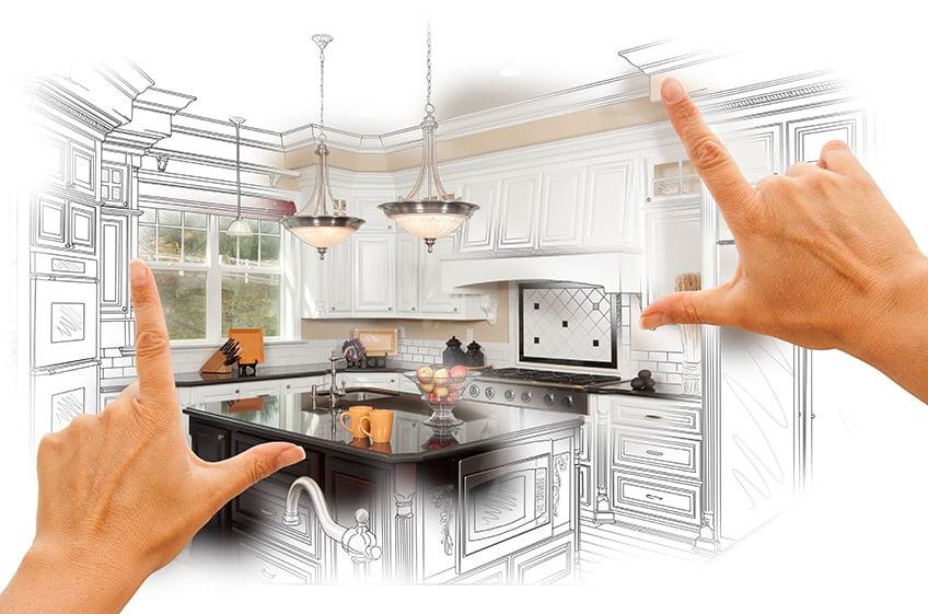 Mehr Stauraum in der Küche